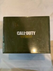 Call-of-Duty-WWII-Deployment-Kit-Limited-Collector-039-s-Edition-New-Factory-Sealed