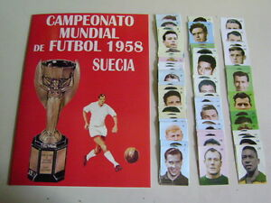 Album-World-Cup-Sweden-58-Chile-1962-Inglaterra-66-Mexico-70-100-complete