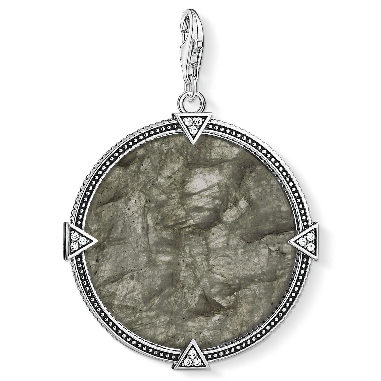 Thomas Sabo gioielli CHARM-Ciondolo Labradorite-disco y0010-462-5 y0010-462-5 y0010-462-5 fdb7d9