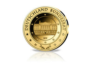Goldausgabe-1-10-oz-Bundesrat-2019-PP-im-Etui