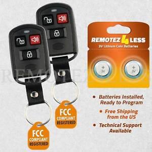 2 Remote For 2003 2004 2005 2006 Hyundai Elantra Keyless Entry Fob OSLOKA-240T 704115875965