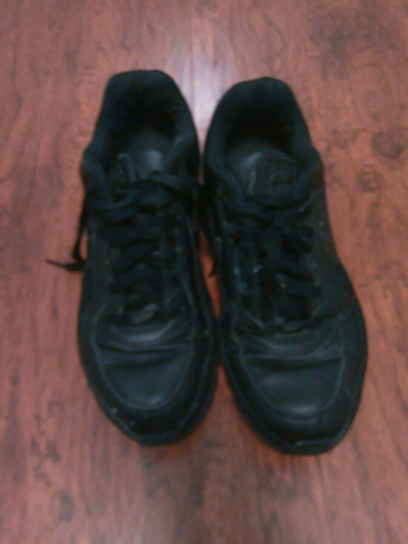 Nike Airmax Black 2016 687977 Size 9.5 Mens