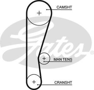 Gates-TIMING-CAM-Ceinture-5119-Brand-new-genuine-Garantie-5-an