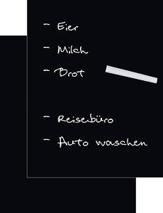 Kuehlschrank-Kreide-Tafel-Folie-Einkauf-Memo-Notiz-Aufkleber-2-St-A4Tafelfolie