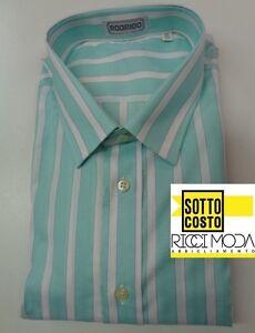 Outlet -75% 32 - 0 Men's Shirts Shirt Chemise Shirt Rubashka 3200540000