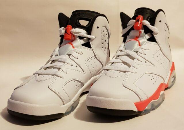 Nike Air Jordan Retro 6 GS White