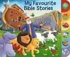 My Favourite Bible Stories by Matt Mitter (Board book, 2013)