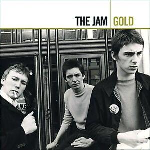 THE-JAM-034-GOLD-034-2-CD-NEUWARE-ALLE-HITS