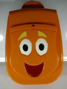 Go-Diego-Go-Rescue-Talking-Carry-Case-Orange-Plastic-Requires-3-Button-battery