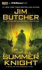 The Dresden Files: Summer Knight 4 by Jim Butcher (2014, MP3 CD, Unabridged)