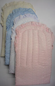 Babies Baby Padded Nest Sleeping Bag Sleep Sac Carrier B.A Pink Blue White Cream
