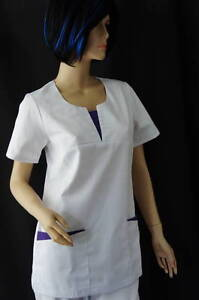 Damenkasack-Gesundheitswesen-Pflege-Art-Iris