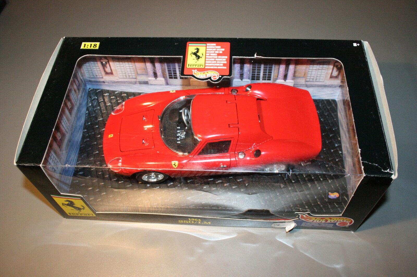 Hot Wheels Ferrari 250 LM 1964