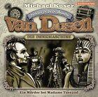 Professor van Dusen 09: Ein Mörder bei Madame Tusssaud von Michael Koser (2013)