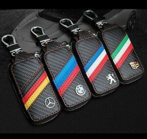 Llaveros-Funda-Estuche-Mercedes-BMW-Motorsport-gran-calidad