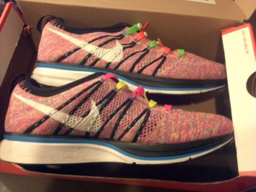 10 hombre aut para 8 Flyknit Multicolor Trainer 5 Nike 100 para mujer UwZqT1Wn