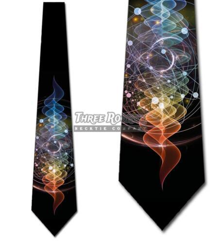 Science Ties Mens Physics Necktie Occupation Space Tie