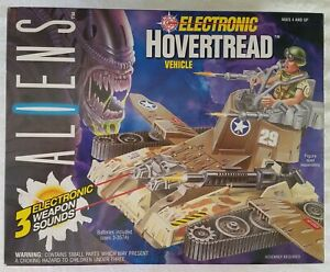 ALIENS SPACE MARINES ELECTRONIC HOVERTREAD VEHICLE + 3