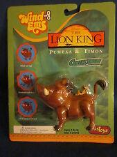 Disney The Lion King Wind Ems Pumbaa & Timon Collectable Pumbaa