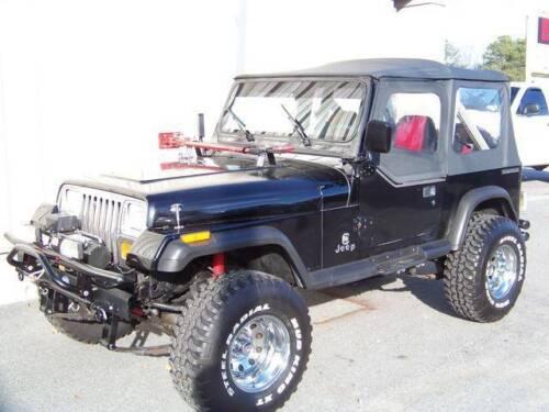 """CFM/'s Jeep Wrangler YJ Chevy 16/"""" Electric Radiator Fan /& Relay 160W,2500"""