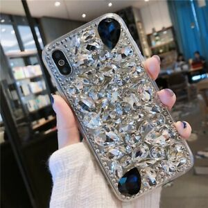 Luxury-Bling-Diamond-Crystal-Rhinestone-Phone-Case-Cover-for-iPhone-X-XR-MAX-678