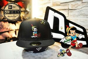 New Era Disney Pinocchio 59fifty Fitted