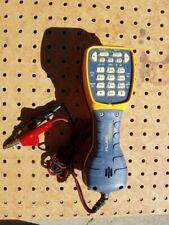 Fluke Networks Ts44 Pro Butt Set Test Unit Lineman Handset Decent Condition