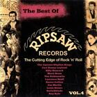 The Best Of Ripsaw Records Vol.4 von Various Artists (2014)