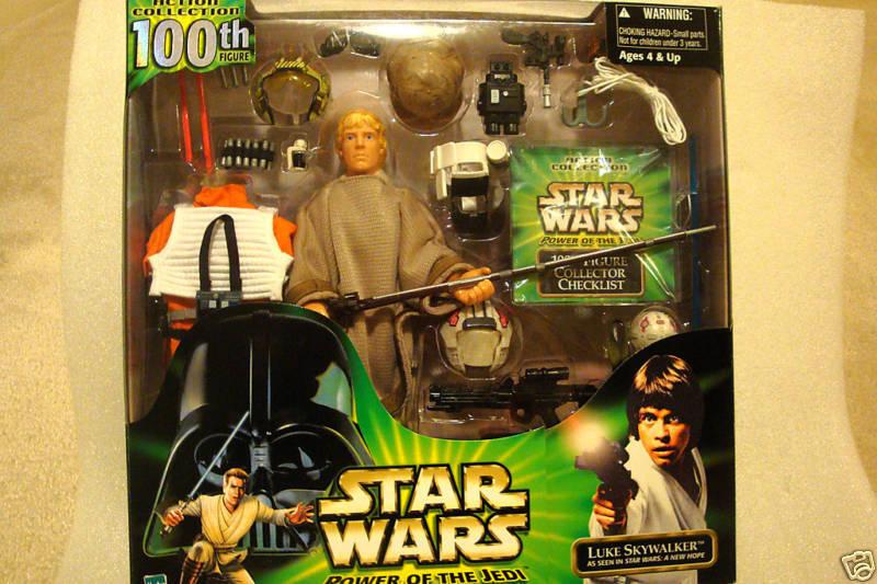 Star - wars - 12  luke skywalker 100 bild - eine neue hoffnung