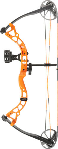 Diamond Archery Atomic Youth Compound Bow Pkg 6-29# RH Orange