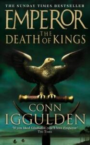 Iggulden-Conn-The-Death-of-Kings-Emperor-Series-Book-2-Like-New-Paperback