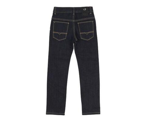 Hugo Boss Kids J24508 Z09 Slim Fit Boys Jeans Dark Blue