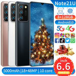 Note-21U-Android-10-128-Go-8-Go-RAM-Debloque-6-6-034-FHD-2230-1080-Global