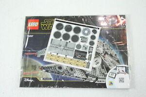 Lego 75257 Star Wars The Rise Of Skywalker Millennium Falcon Building Kit 461034092995 Ebay