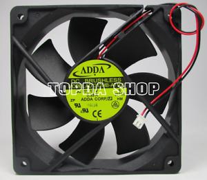1PC  ADDA 12V 0.33A  AD1212MB-A70GL