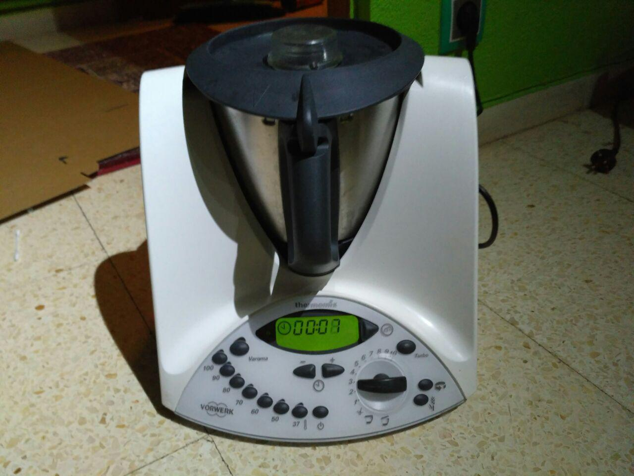 THERMOMIX VORWERK BIMBY TM31  100 % Positive Comments buy secure Free Shipping