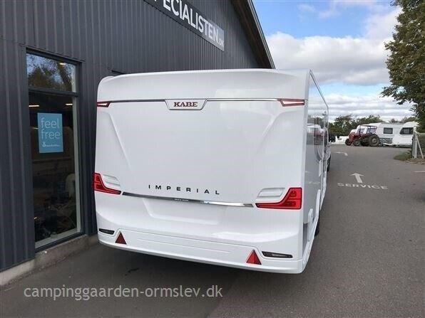 Kabe Imperial 600 DXL K/S, 2021, kg egenvægt 1790