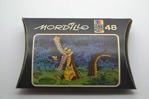 1981 Mordillo Heye Mini Puzzle 48 Pieces Format 16x10 #8145 NEW