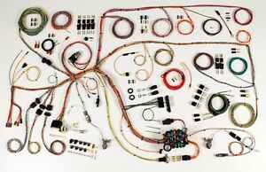 details about 1960 1961 1962 1963 1964 ford falcon 65 mercury comet wiring wire harness 510379 Ford Wiring Schematic