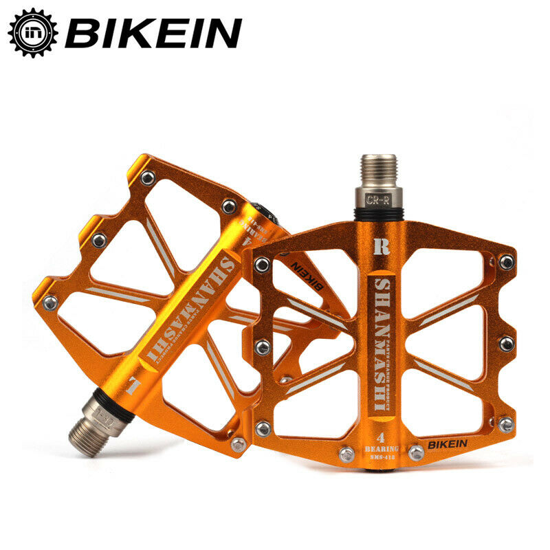Cycling Parts Pedals Bike Bearing Pedal colors BIKEIN BMX  6 Aluminum Sealed  offering store