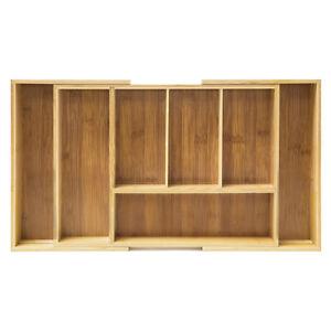 Expanding-5-7-Compartmen-Bamboo-Cutlery-Drawer-Utensil-Organizer-Silverware-Tray