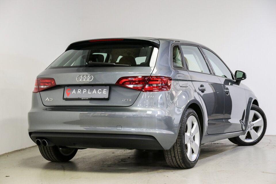 Audi A3 1,4 TFSi 125 Ambition SB - dba.dk - Køb og Salg af ...