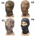 Camouflage Ninja Cycling Motorcycle Skull Scarf Cap Balaclava Hat Full Face Mask