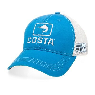 Costa Retro Trucker Fishing Hat Pick Color One Size Fits Most Free Ship