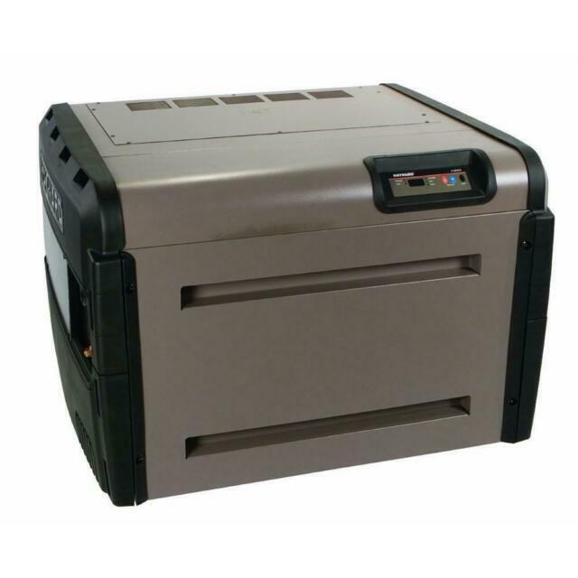 Hayward W3H150FDN Universal H-Series 150,000 BTU Pool and Spa Heater, Natural Gas