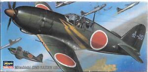 Hasegawa-Mitsubishi-J2M3-Raiden-Jack-en-1-72