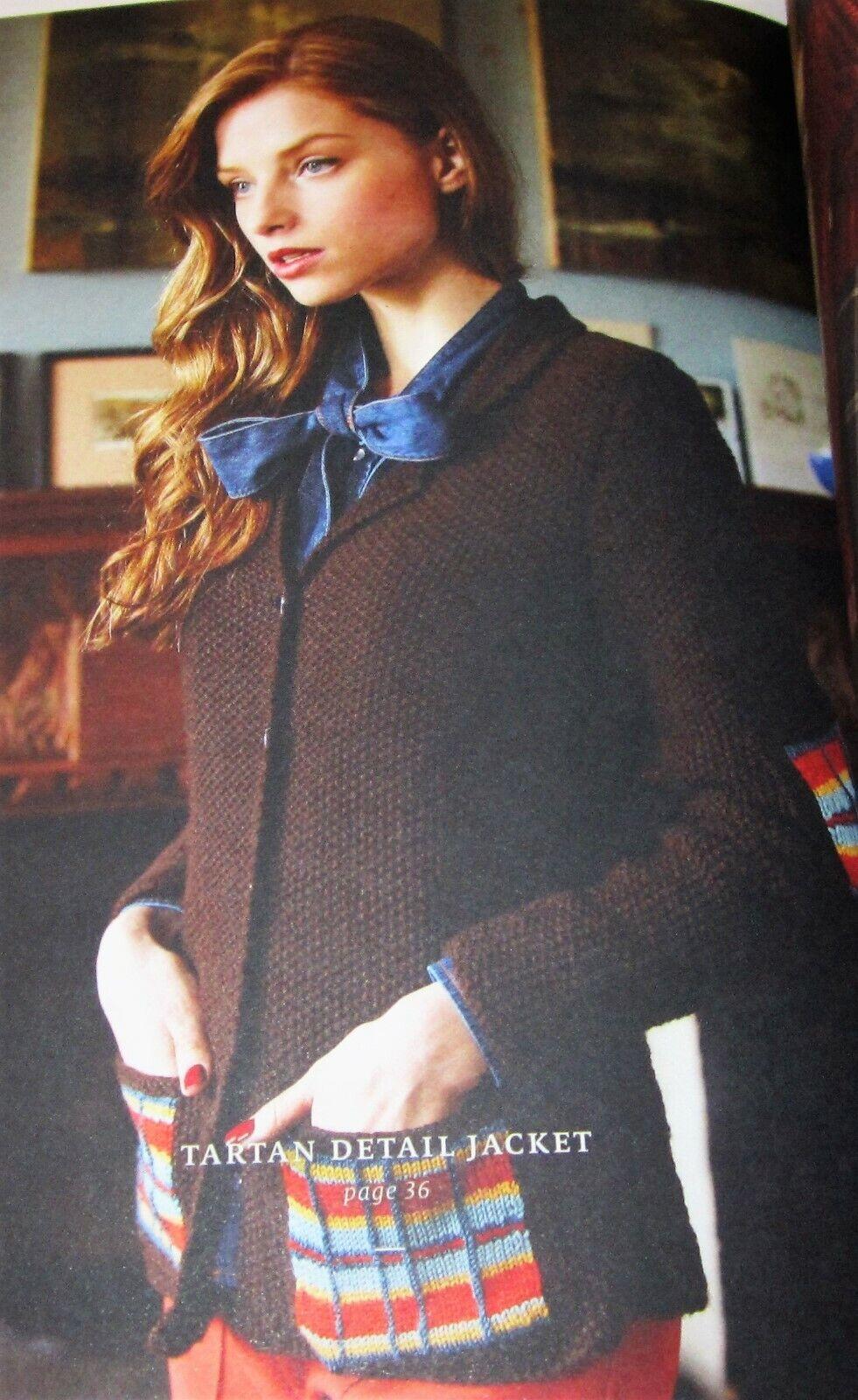"Sirdar Knitting Pattern #9114 Balmoral DK Jackets for Girls /& Women 32/""-42/"""