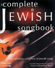 The Complete Jewish Songbook: The Definitive Collection of Jewish Songs by Earl of Bradford Richard Golden (Paperback / softback, 2002)