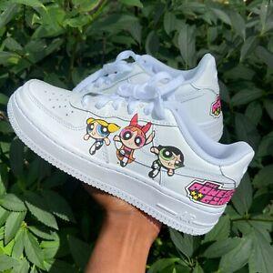 NIKE Air Force 1 sneakers (POWERPUFF