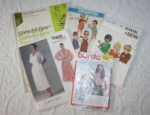 Vintage-Vogue-Sewing-Patterns-Calvin-Klein-Burda-Simplicity-Kwik-sew-70-80s-5